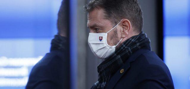 Szlovákiában a betegek háromnegyede a brit vírustörzzsel fertőződik meg