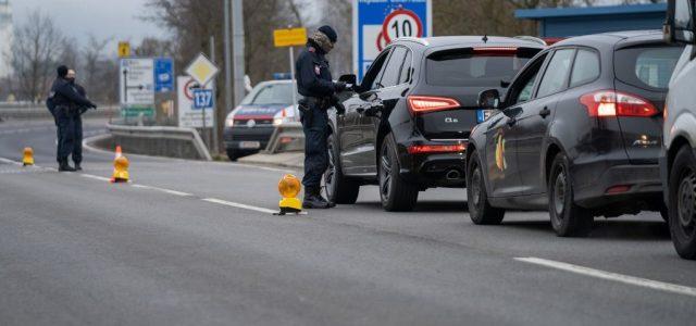Ausztria szigorít a határellenőrzésen