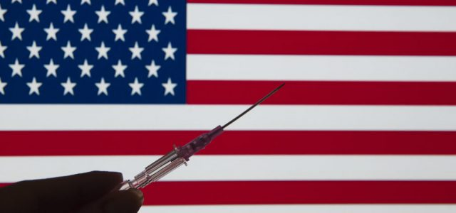 Minden tizedik amerikait beoltották koronavírus ellen