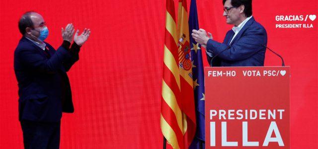 A szocialisták nyertek, de a szeparatisták örülhetnek Katalóniában