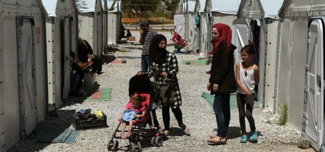 Jordániában felavatták a világ első oltóközpontját menekültek számára