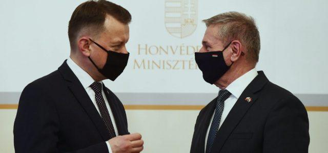 Szorosabbra fűzi kapcsolatait a magyar és a lengyel katonaság