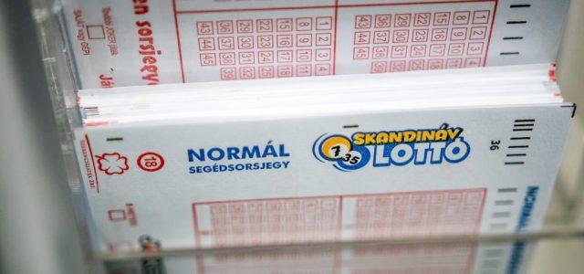 Kihúzták a Skandináv lottó 7. heti számait