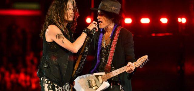Megint elhalasztották az Aerosmith budapesti koncertjét