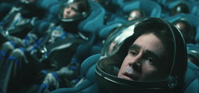 A Csúcshatás rendezőjének új sci-fijében káoszba fullad egy űrmisszió