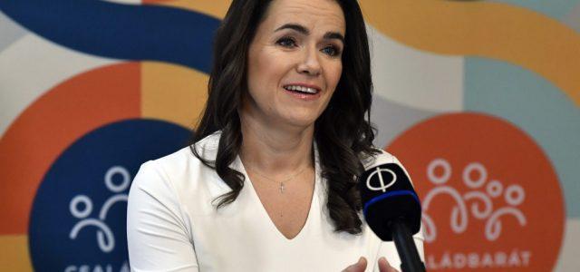 Novák Katalin: Kezdik felismerni a pártok vezetői, hogy számukra is veszteség a kilépésünk