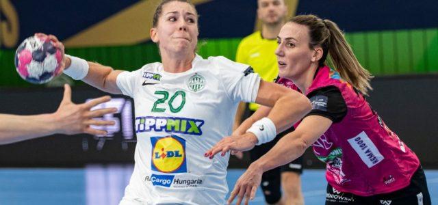 Egy négygólos győzelemnyire van a Fradi a Győr elleni BL-negyeddöntőtől