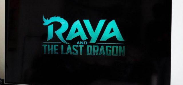 Továbbra is a Raya és az utolsó sárkány áll az amerikai mozis sikerlista élén
