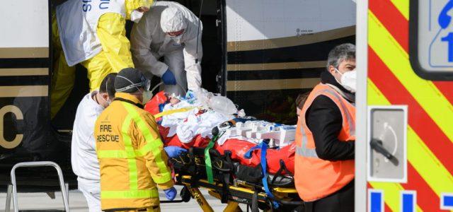 Evakuálni fognak legalább száz koronavírusos beteget a párizsi régióból