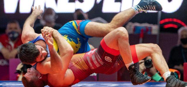 Korpási ugráló és rángató ellenfelét elintézve szerzett olimpiai kvótát