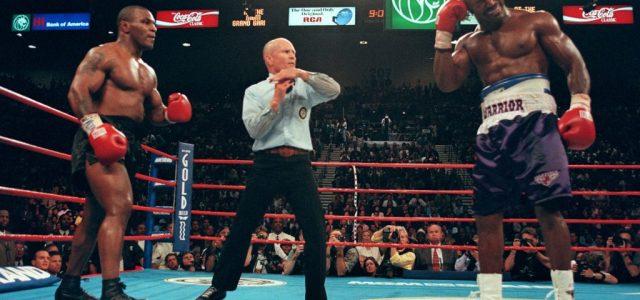 """""""Csak az időnket pazaroltuk"""" – elmarad a mindenki által várt Tyson-Holyfield bunyó"""