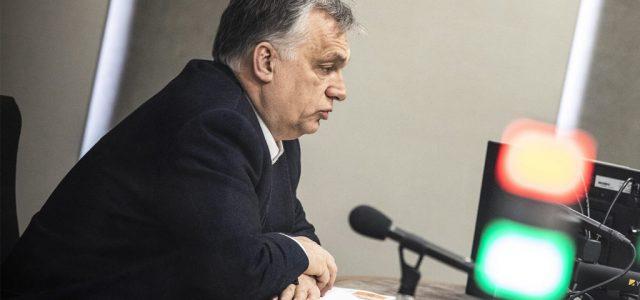 Orbán: Tömeges a fertőzés, ezt már a korlátozások csak lassítani tudják, megállítani nem