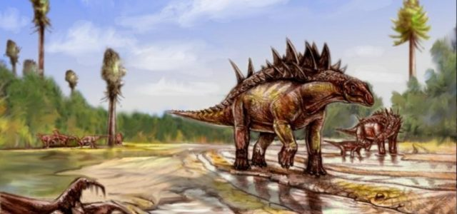 Ezért lehetett rücskös a magyar dinó képe