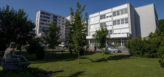 A Covid-részlegen ütött ki tűz a hatvani kórházban