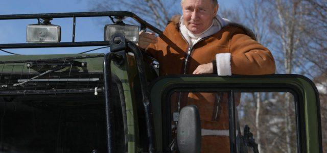 Jó nagy ajándékkal lepte meg magát húsvétra Putyin