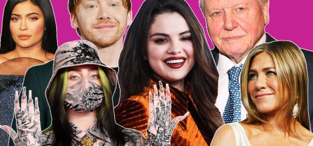 Mi a közös egy tojásban, Kylie Jenner gyerekében és David Attenborough-ban? Az Instagram!