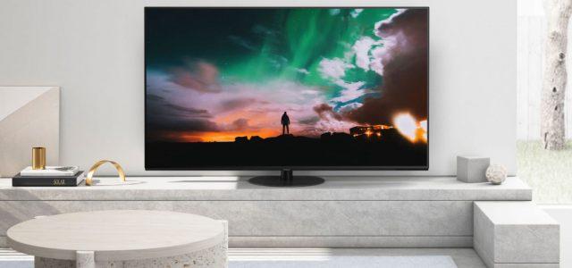 A Panasonicnak is lesznek 48 hüvelykes OLED tévéi