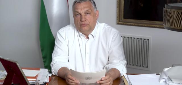 Orbán: Holnap nyithatnak az üzletek és újraindulhatnak a szolgáltatások