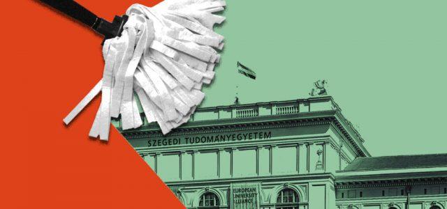 Közbeszerzés nélkül papírozta le a 750 milliós takarítást az alapítványi formába tartó szegedi egyetem