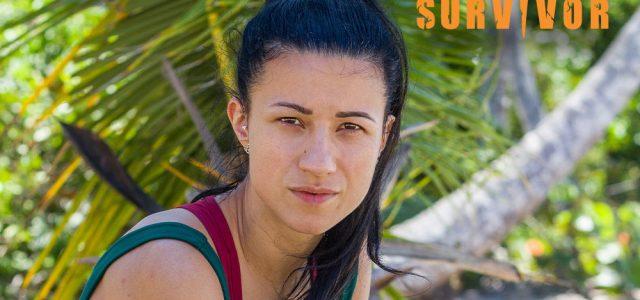 Survivor: Széphalmi Júlia sokat evett a repülőn, ha már éhezni fog a műsorban