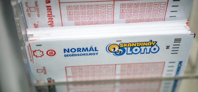 Kihúzták a Skandináv lottó számait