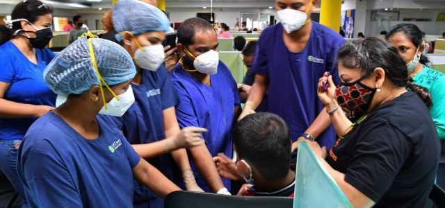 A koronavírus újabb mutációja bukkant fel Indiában