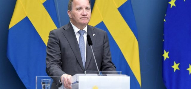 Megbukott a svéd kormány