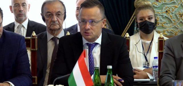 Szijjártó Péter: Magyarország nem hajlandó senkit befogadni Afganisztánból