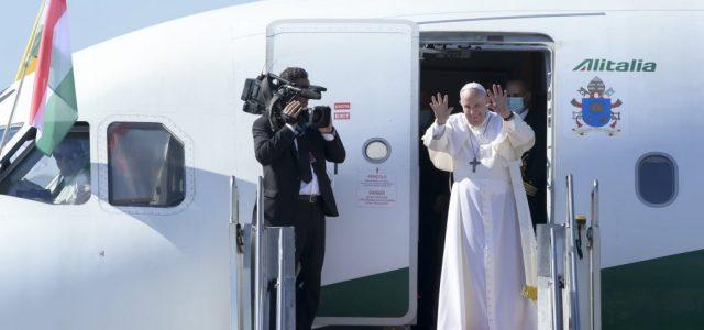 Ferenc pápa hamarosan újra Magyarországra jöhet